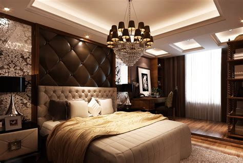luxury bedroom furniture 3d house