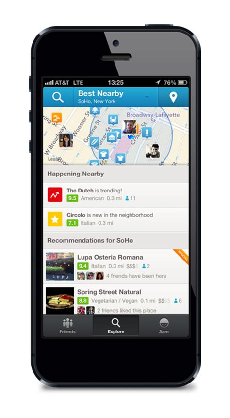 foursquare for android foursquare now the great places welcome to support it desk