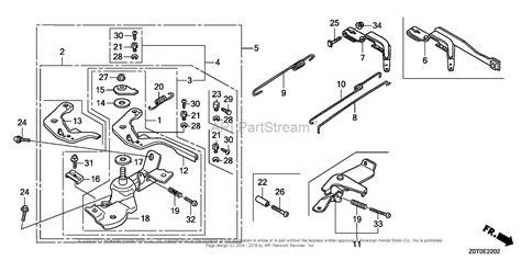 honda gx 160 wiring diagram wiring source