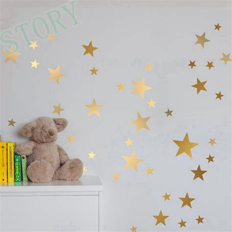 gold wall stickers popular gold wall decal buy cheap gold wall decal lots