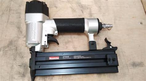 Makita Af 504 Z Air Nailer by Jual Air Nailer Gun Tacker Pneumatic Nailer