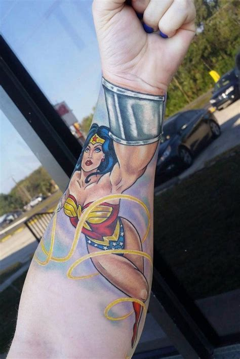 wonder woman tattoos 20 tattoos that will make you feel like one