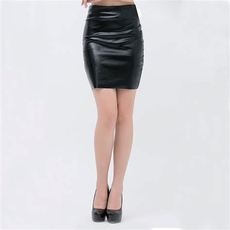 get cheap leather micro skirt aliexpress