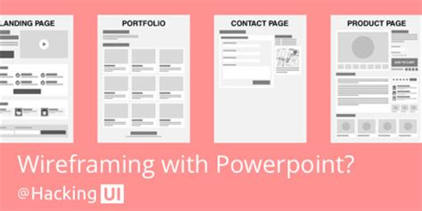 layout powerpoint vba free macro layouts powerpoint templates for wireframing