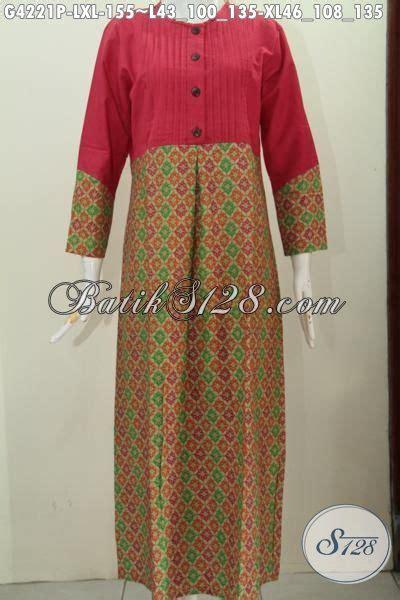 Gamis Pria Jubba Alebas Kombinasi gamis batik trend mode terkini perpaduan motif dan