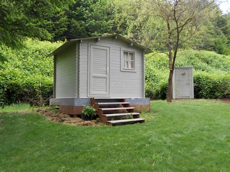 Shed Guest House by Optima Guest House Traditional Garage And Shed