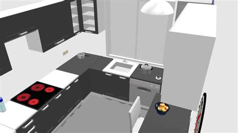 diseno cocina  plano de cocina armariadas modulos de