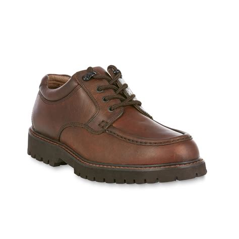 dockers shoes dockers s glacier stain defender leather oxford