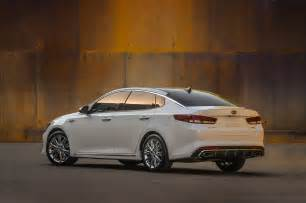 2016 Kia Optima 2016 Kia Optima Reviews And Rating Motor Trend