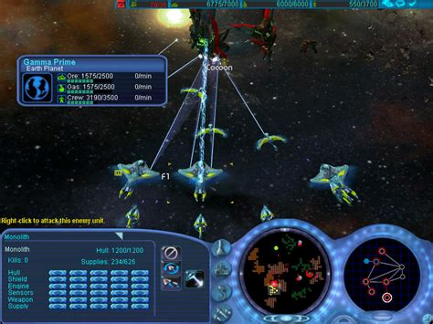 conquest frontier wars in game pics image conquest frontier wars mod db