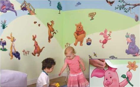 waybuloo wall stickers winnie the poo