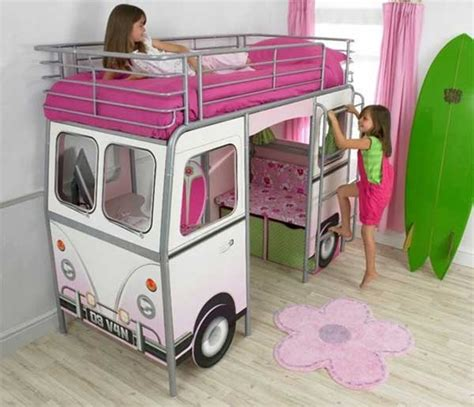 hippie van bed 20 innovative designs inspired by vw bus amazing diy