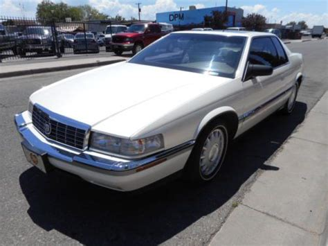 how to sell used cars 1992 cadillac eldorado parental controls sell used 1992 cadillac eldorado coupe 4 9 v 8 excellent condition low miles in albuquerque new