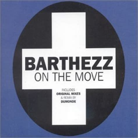 Barthezz On The Move   barthezz on the move amazon com music