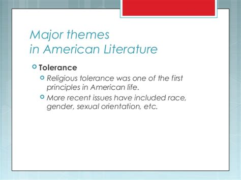 themes in immigrant literature overview of american liter