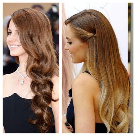 Leuke Haarstijlen Voor Lang Haar by Leuke Makkelijke Kapsels Voor Halflang Haar