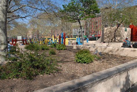 Roosevelt Gardens Park d roosevelt park nyc parks