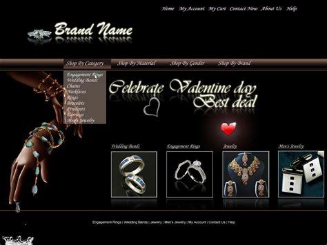 jewelry websites great jewelry website design style guru fashion glitz