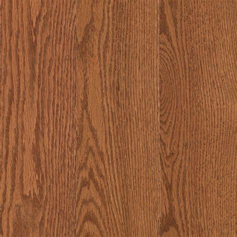 shop pergo oak hardwood flooring sle gunstock oak at