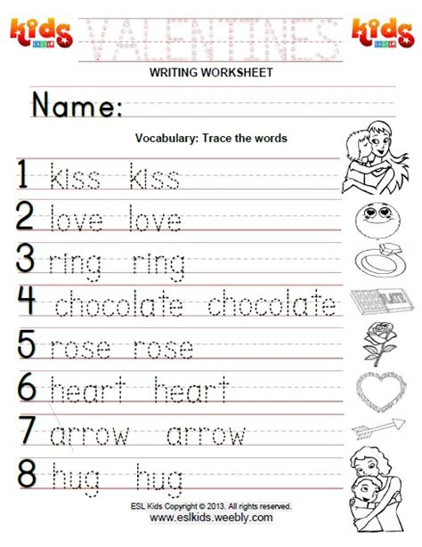 S Day Activity Valentines Day Activities And Worksheets For