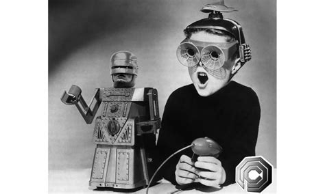 robot film worldwide collection the wonderful world of vintage robots amex essentials