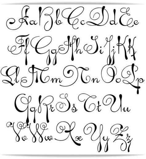 letras bonitas para tatuajes historia de la escritura