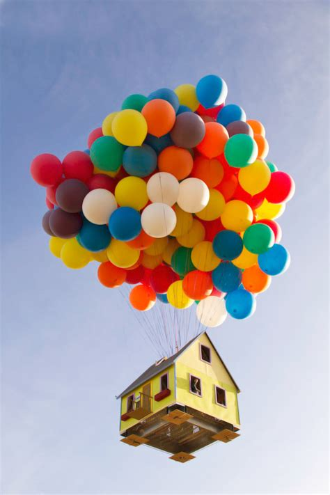a lot of trespassing stories of an balloon pilot books real version of the balloon floating house from up