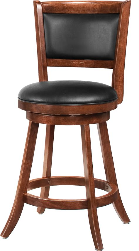 bar stools restaurant furniture coaster fine furniture 101919 swivel counter height bar
