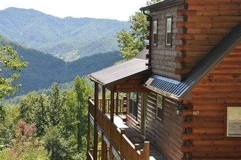 Great Cabin Rentals Great Smokys Cabin Sun Eagle Bryson City Nc