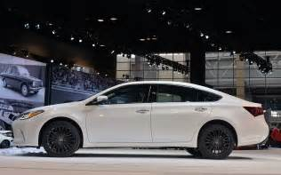 new cars from toyota new toyota avalon side newest cars 2016
