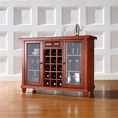 Glass Door Bar Cabinet Apartments Awesome Interior Home Decoration Ideas Feat Vintage Mahogany Finish Bar Cabinet With