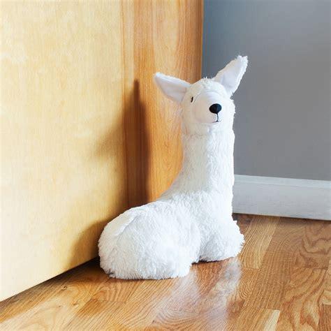 llama butler doorstop door stopper cute animals