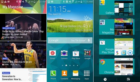 galaxy s5 best features top 5 new samsung galaxy s5 features droid lessons