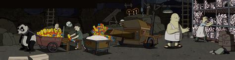 banksy couch gag video photos banksy does the simpsons intro and couch gag