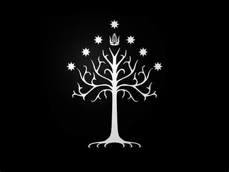 white tree of gondor wallpaper wallpapersafari