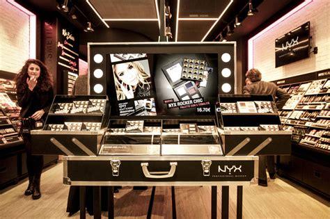 Apre Il Negozio Nyx l oreal apre a il primo store nyx cosmetics gdoweek