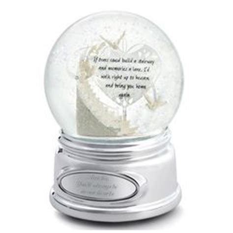 memorial stairway snow globe findgift com