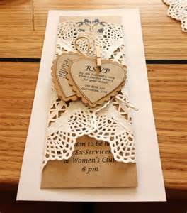shabby chic invitations wedding rustic shabby chic wedding invitation wedding