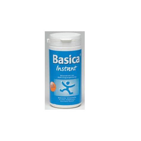 alimentazione basica basica instant 300 gr no lattosio