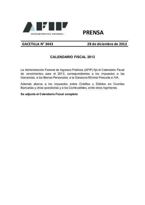 jurisprudencia fiscal diciembre 2013 calendario fiscal 2013