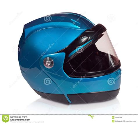 blue motocross helmet motorcycle helmet light blue stock photo image 23658298