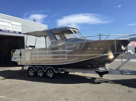 boat diesel prices new preston craft 7 6m thunderbolt walkaround inboard