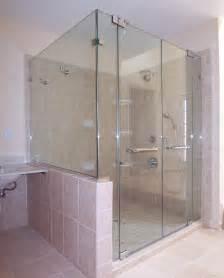 shower door with return panel panel door panel return shower door king shower door