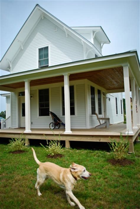 farmhouse with wrap around porch susan s less is more farmhouse wraparound wraps