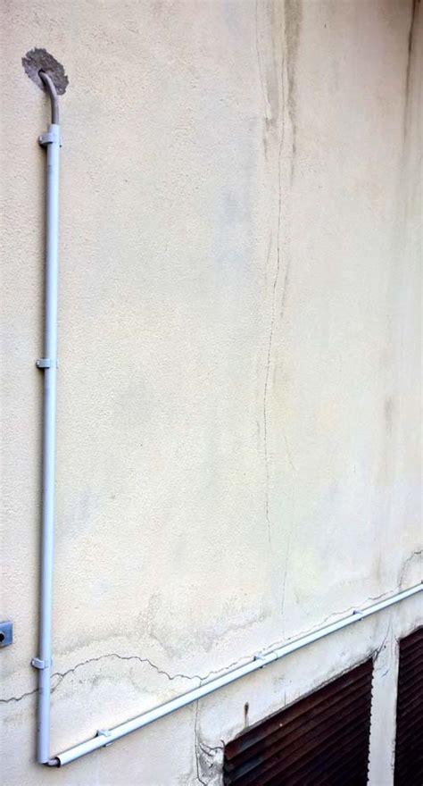 kabel verschwinden lassen kabel im rohr an der au 223 enwand der shopblogger