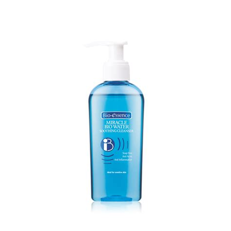 Bio Essence bio essence miracle bio water soothing cleanser 150ml by