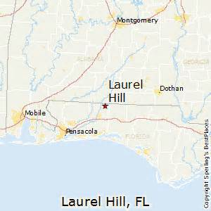 best places to live in laurel hill florida