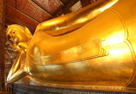 reclining buddha thailand the stunning beauty of temple of golden buddha in thailand