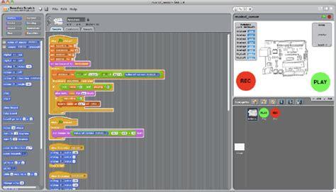 Lu Led Motor Remote programmare arduino con s4a e bitbloq sciamanna lucio