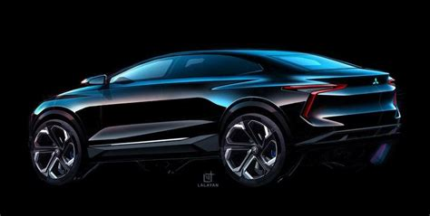 2020 Mitsubishi Vehicles by 2020 Mitsubishi Lancer Cross Top Speed